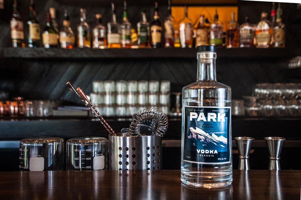 'Park Classic vodka' | Photo credit: Anna Robi