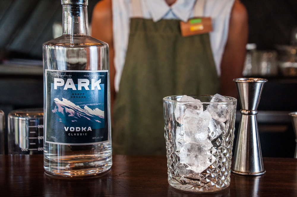 Park Distillery Classic Vodka