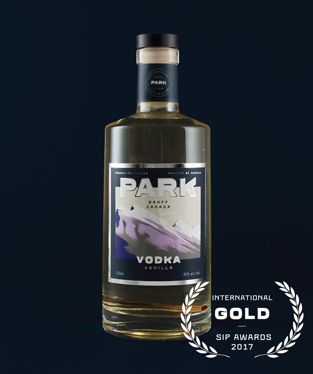 Park Vanilla Vodka