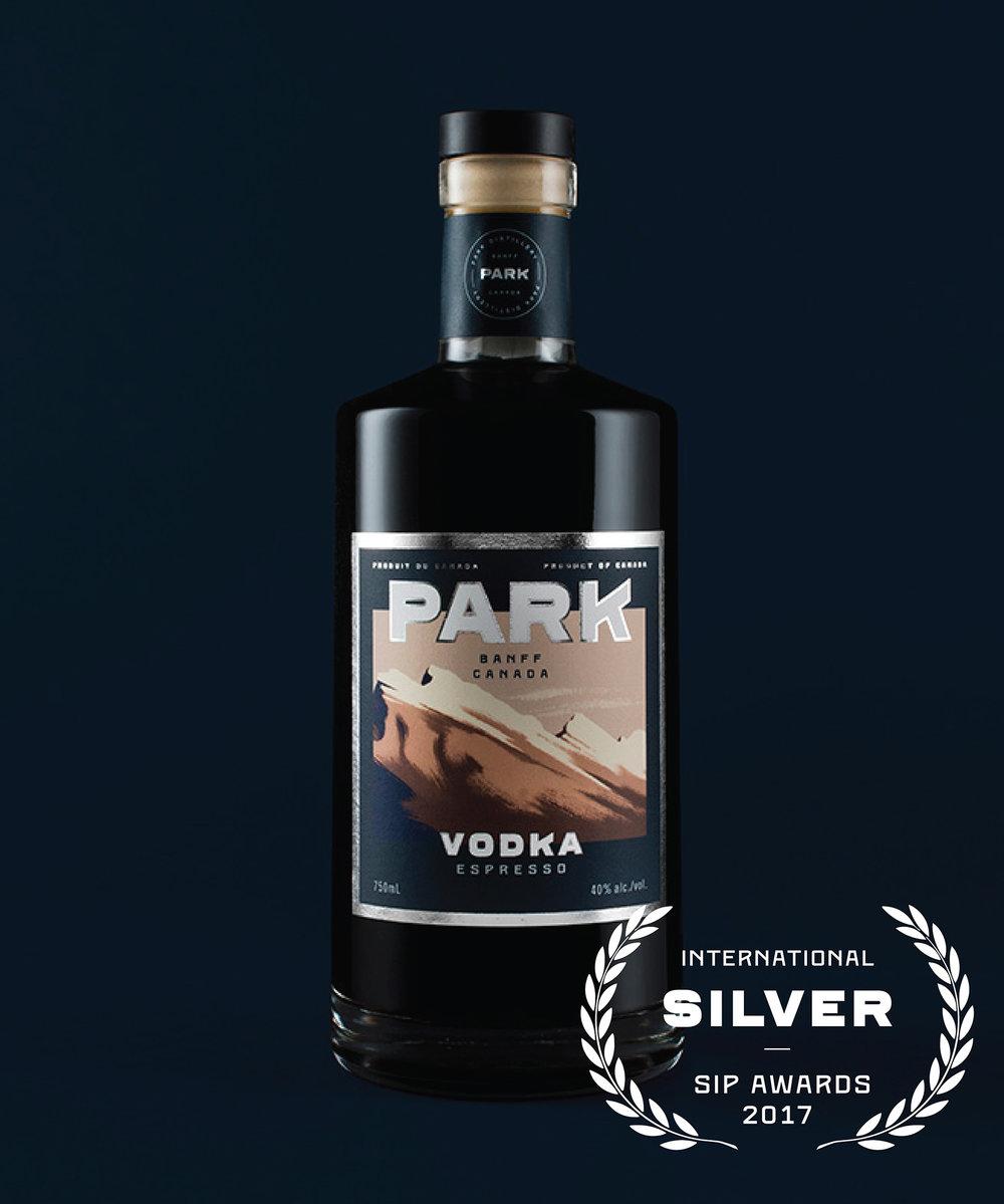 Park Espresso Vodka