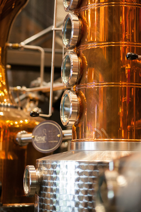 Park Distillery Kothe still | Photo credit: Anna Robi
