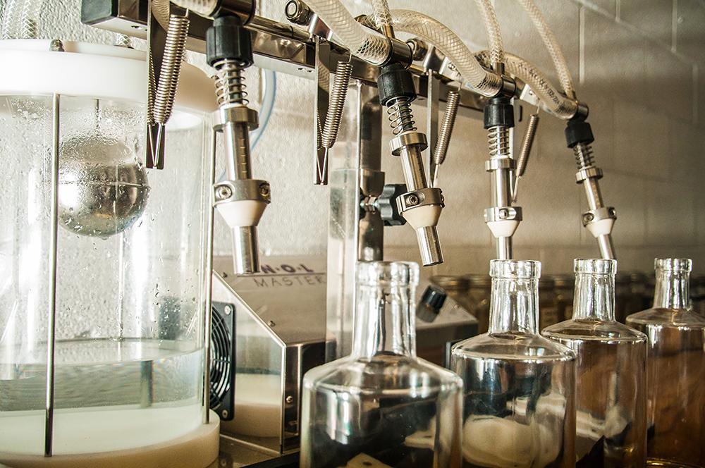 'Bottling Line' | Photo Credit: Anna Robi