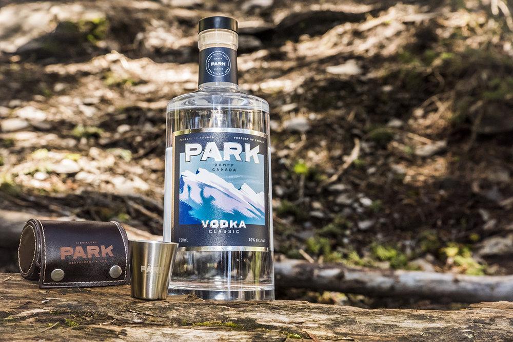 Vodka in the Woods Shot | Photo Credit: Anna Robi