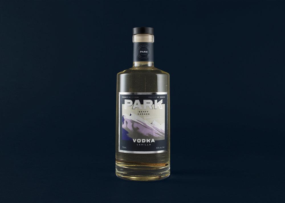 Vanilla Vodka