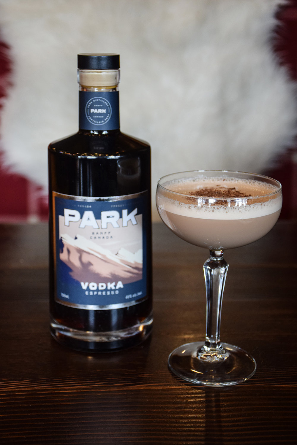 Espresso Vodka Cocktail