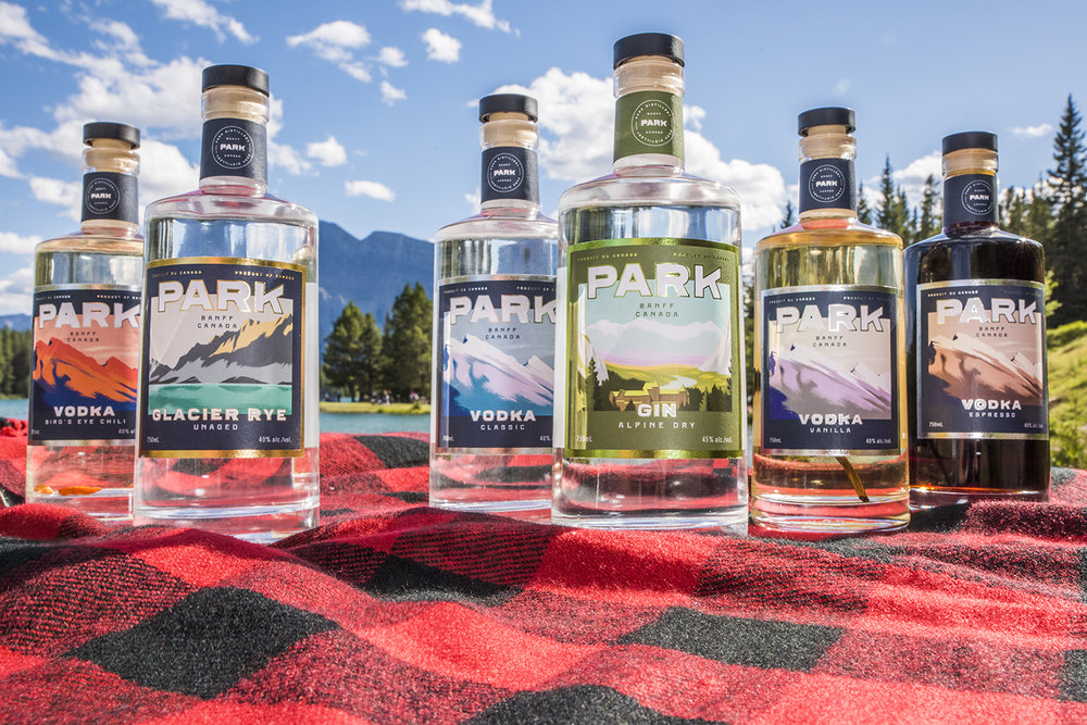 All Bottles Plaid Blanket Lake | Photo Credit: Anna Robi