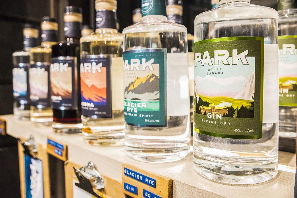 Liquor Store Bottles 3 | Photo Credit: Anna Robi