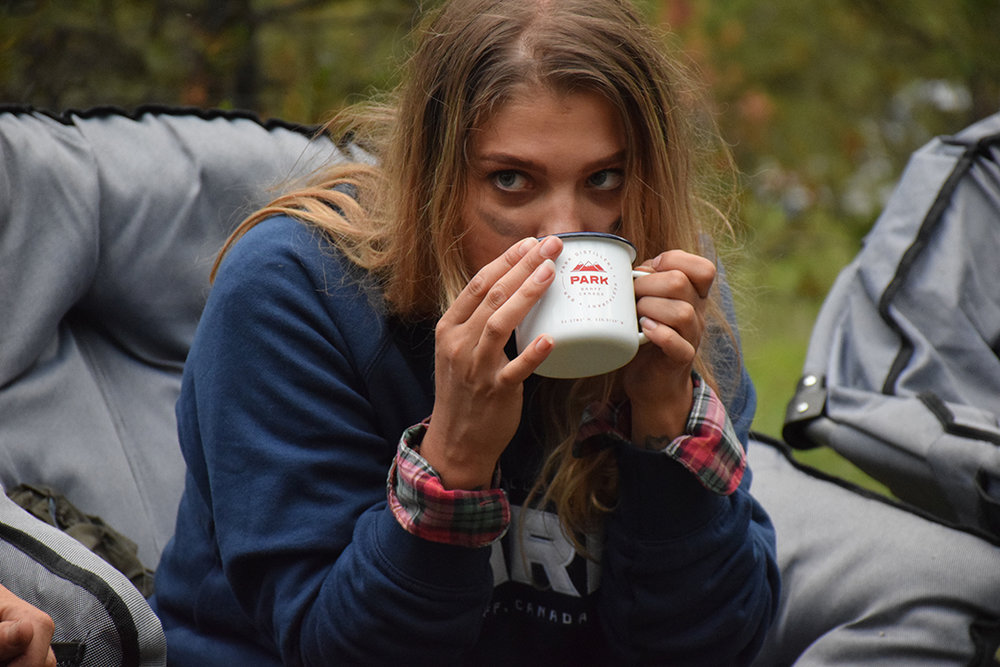 Camp Mug Sip | Photo Credit: Park Distillery Images