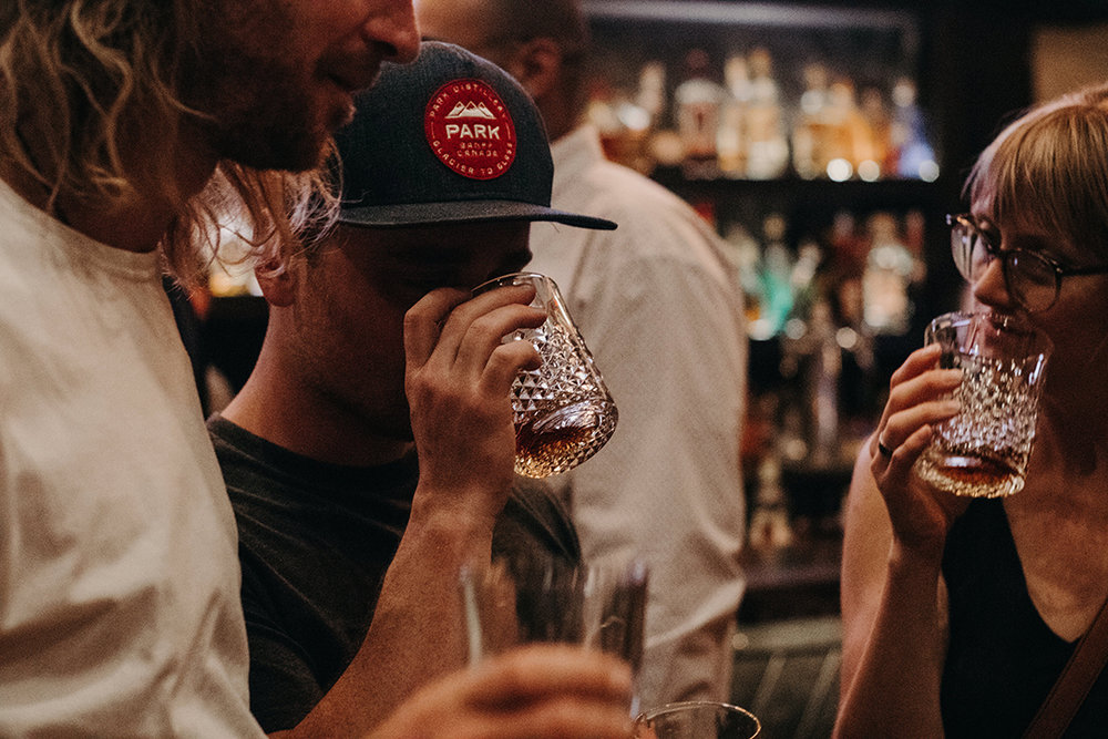 Booze Tasting | Photo Credit: Obrien Originals Films