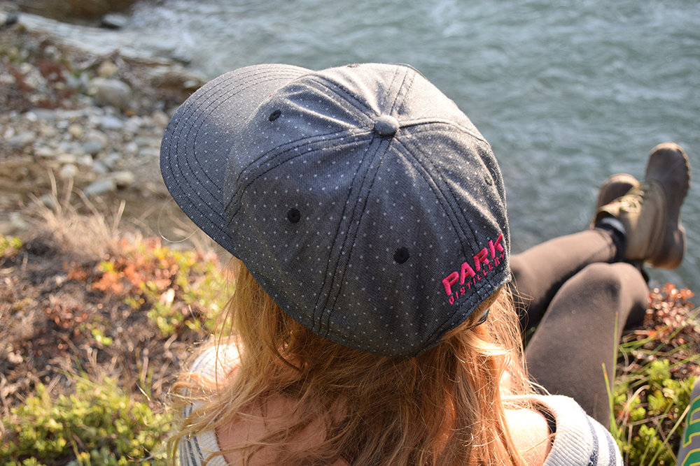Park River Hat Top | Photo Credit: Park Distillery Images