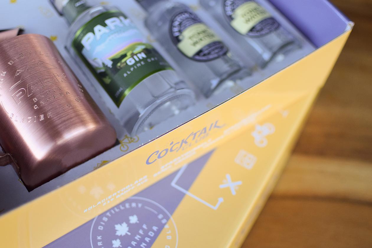 Park Distillery + Restaurant + Bar  Cocktail Club Gift Pack