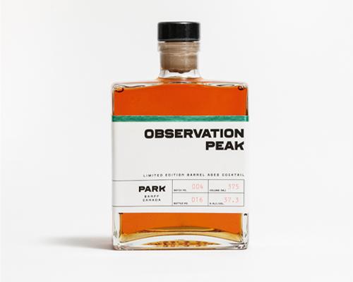 Park Distillery + Restaurant + Bar  Park Barrel Aged Cocktails