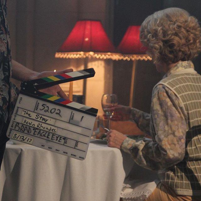 On Set! #thestaymovie