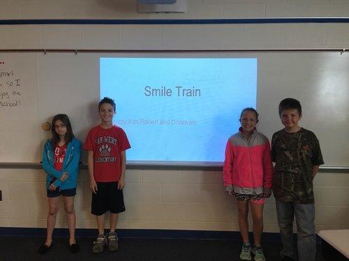 Fourth Grade Wonder Project — Van Wert Elementary School
