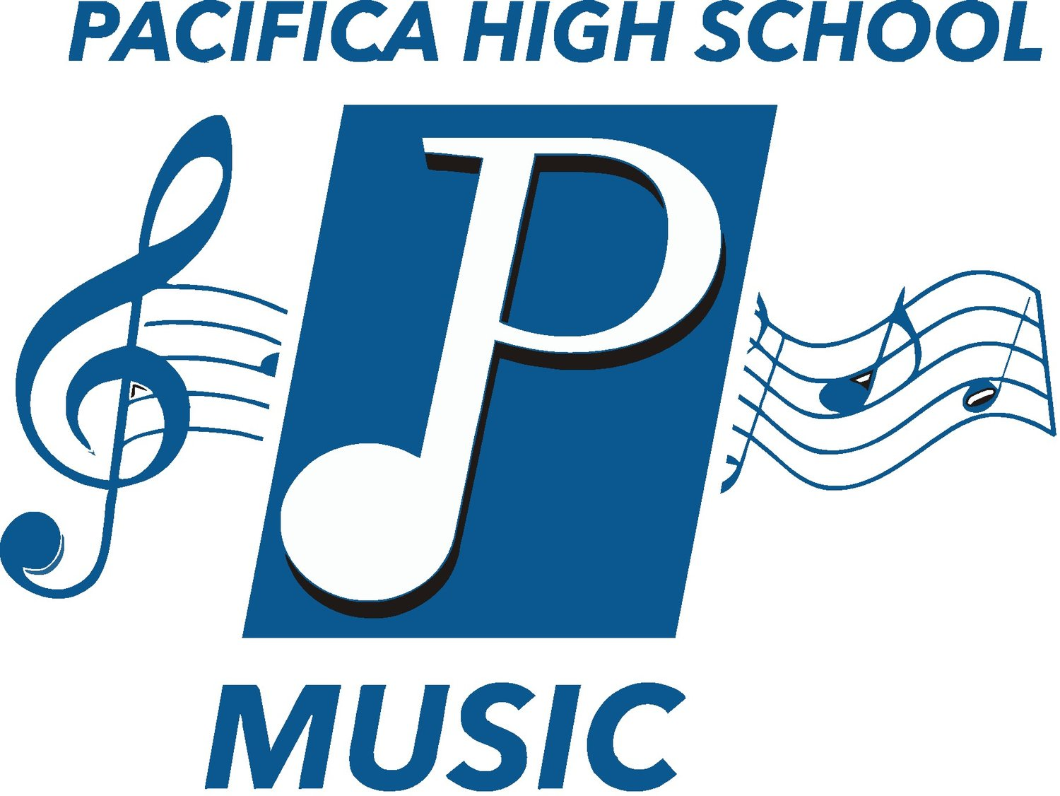 Pacifica High School Band and Colorguard