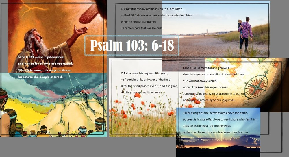 Psalm 103 - Chapter 16: Our God, the Extremist