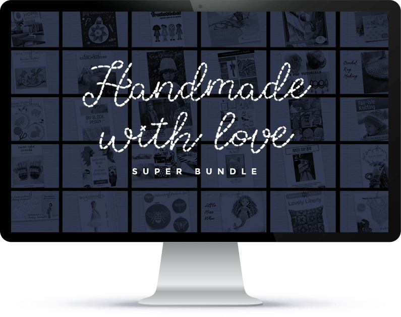 Handmade with Love Crafting Bundle