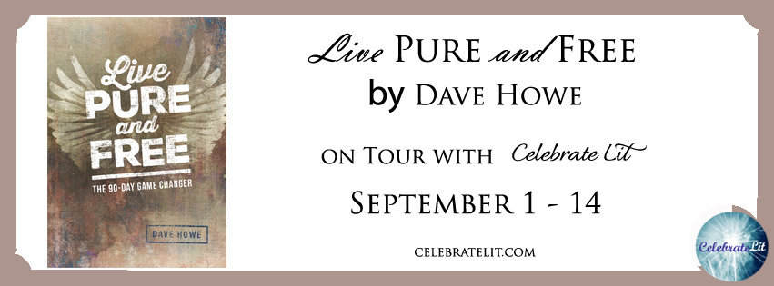 Blog Tour for Live Pure and Free