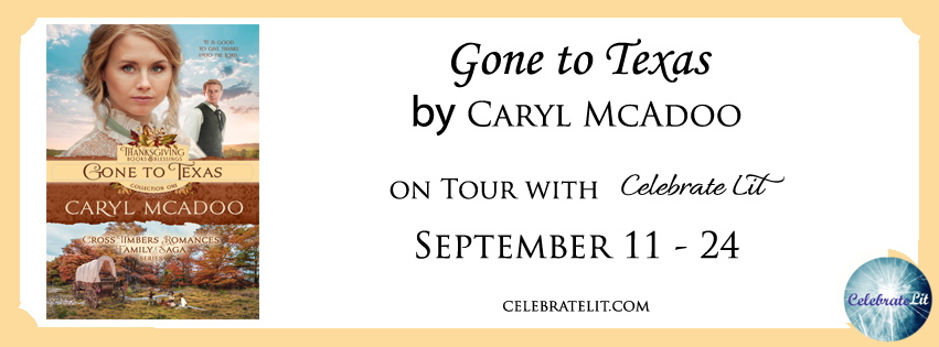 Gone to Texas blog tour
