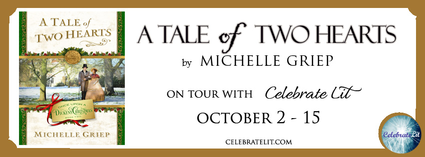 A Tale of Two Hearts  blog tour banner