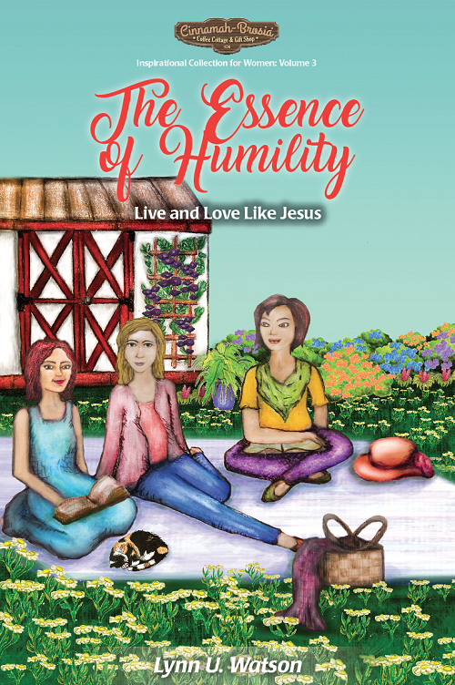 The Essence of Humility cover by Lynn Watson. Buy on Amazon here.
