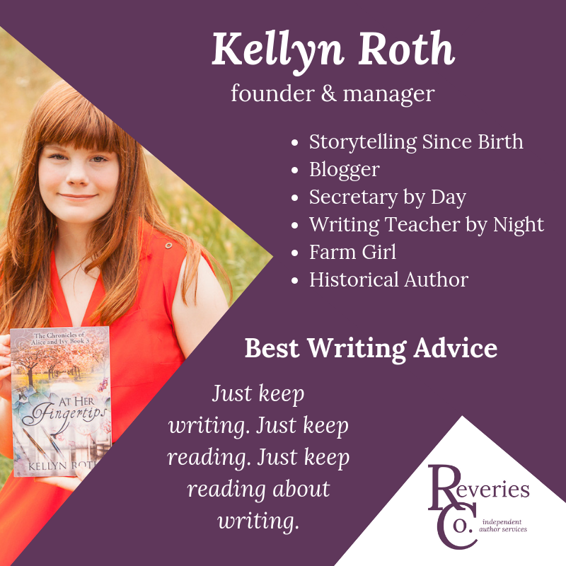 More about Kellyn Roth