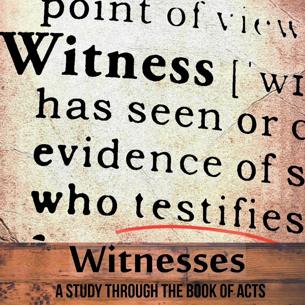A Study through the book of Acts -