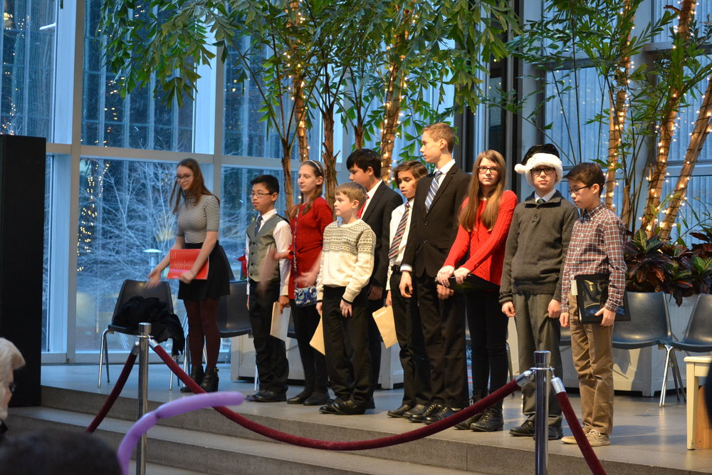 Pianists take the stage at Wintergarden