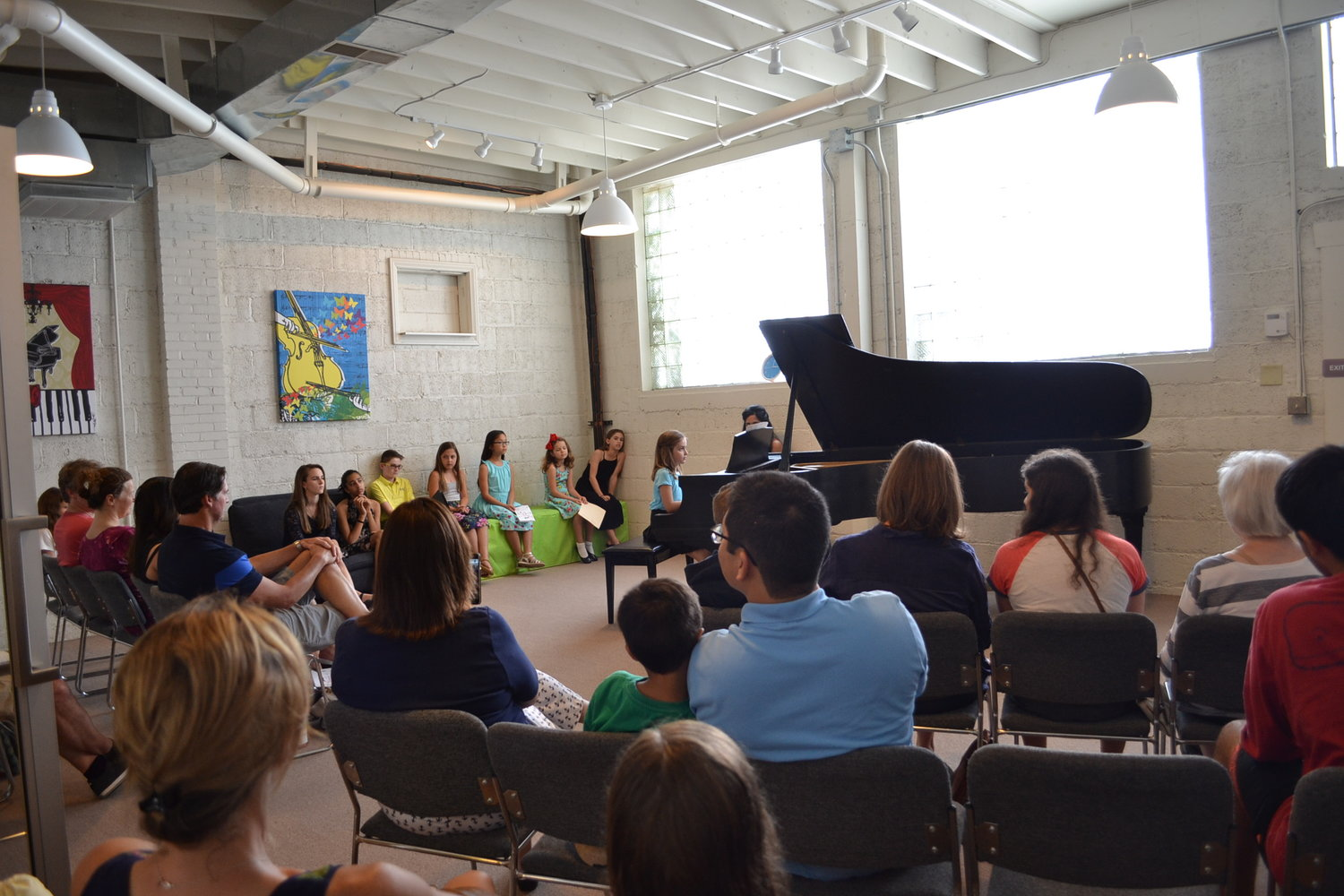 Ms. Simmi's Community Concert held in Sewickley