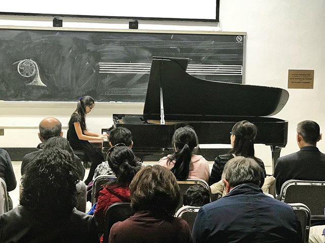 Update on our CYM Wexford Piano Student! Our young pianist made us all proud with a beautiful performance at Temple University, where she received her Dorothy Sutton Performance Festival medal and certificate! This has been a fun and rewarding journey to follow. Wouldn't you like to jump in next year? Congratulations to our pianist, and to her teacher, Miss Simmi!