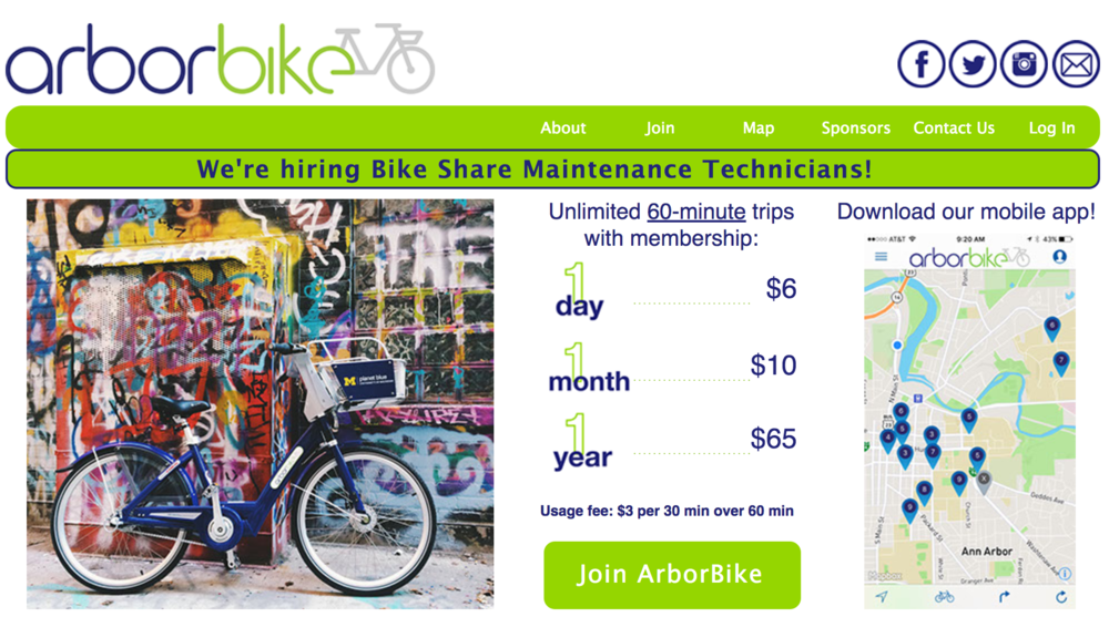 http://arborbike.org/