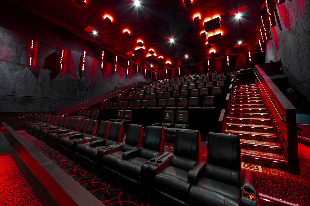 AMC THEATRES - At the center of the AMC pavilion is our very own, state-of-the-art 10 screen AMC theater. Moviegoers of all ages will experience their favorite releases on the big screen through the visual and audio impact that AMC delivers with its latest technology.