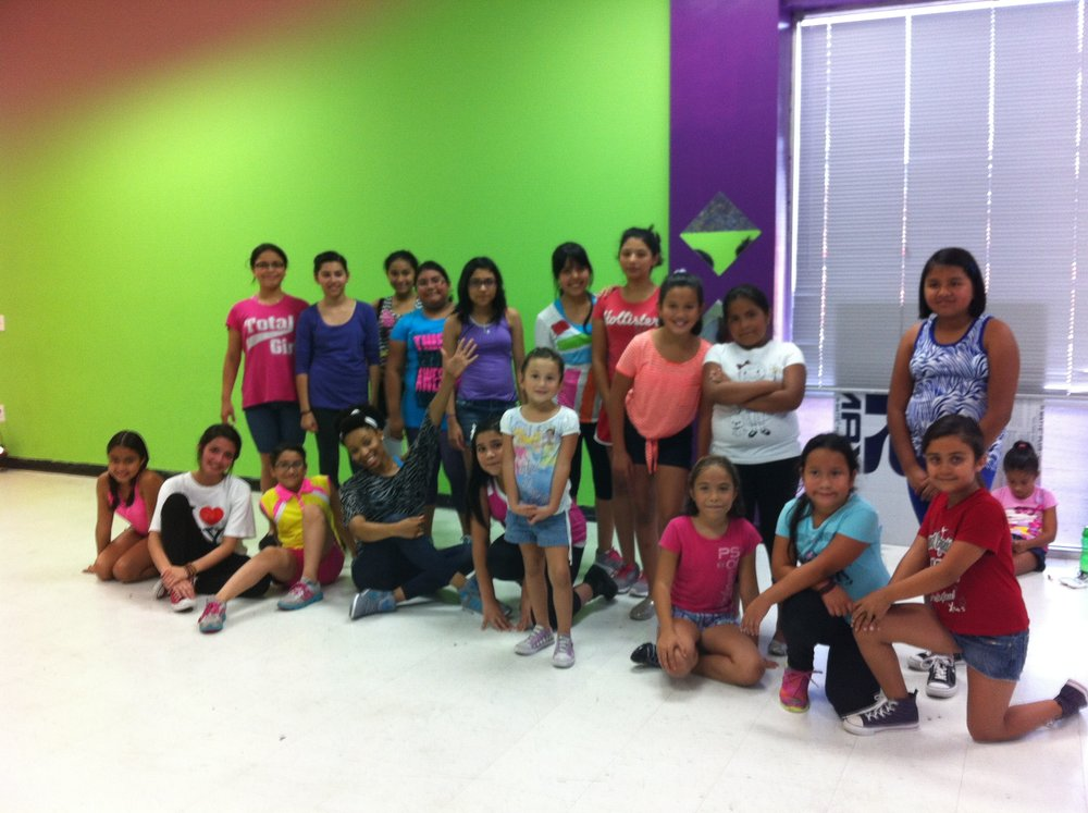 2013 - While teaching dance fitness at a studio, the owner asked if I could teach a kids hip hop class. I took the opportunity to create