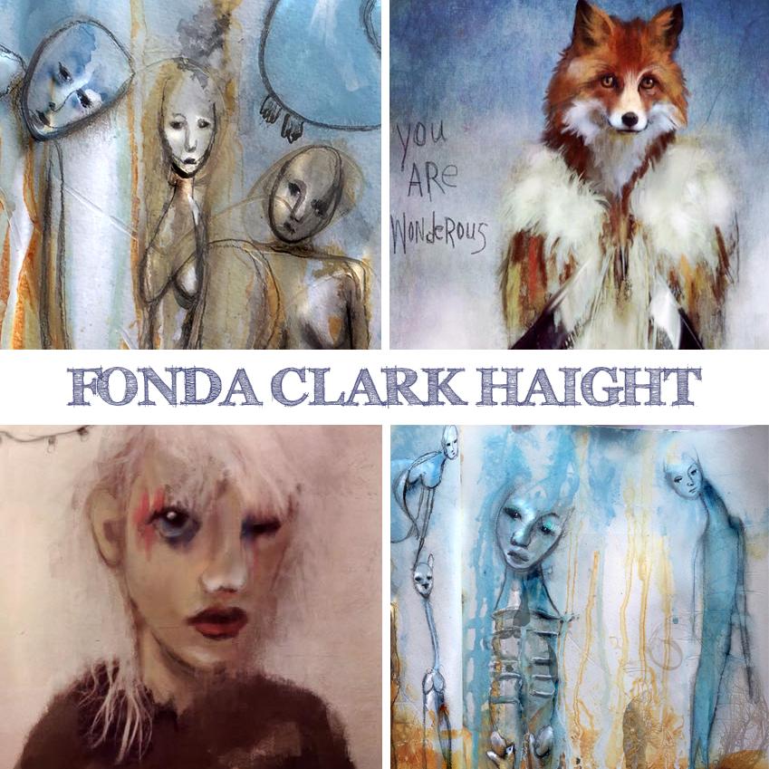 Art is Magic presents the Creative Retreat-Fonda Clark Haight