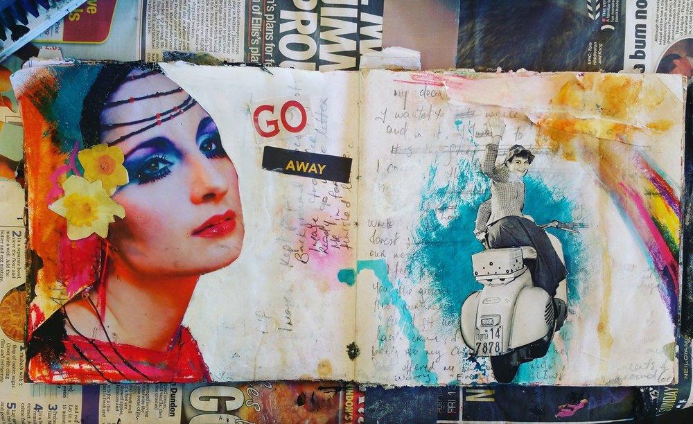 Art is Magic presents the Creative Retreat- Amanda Grace