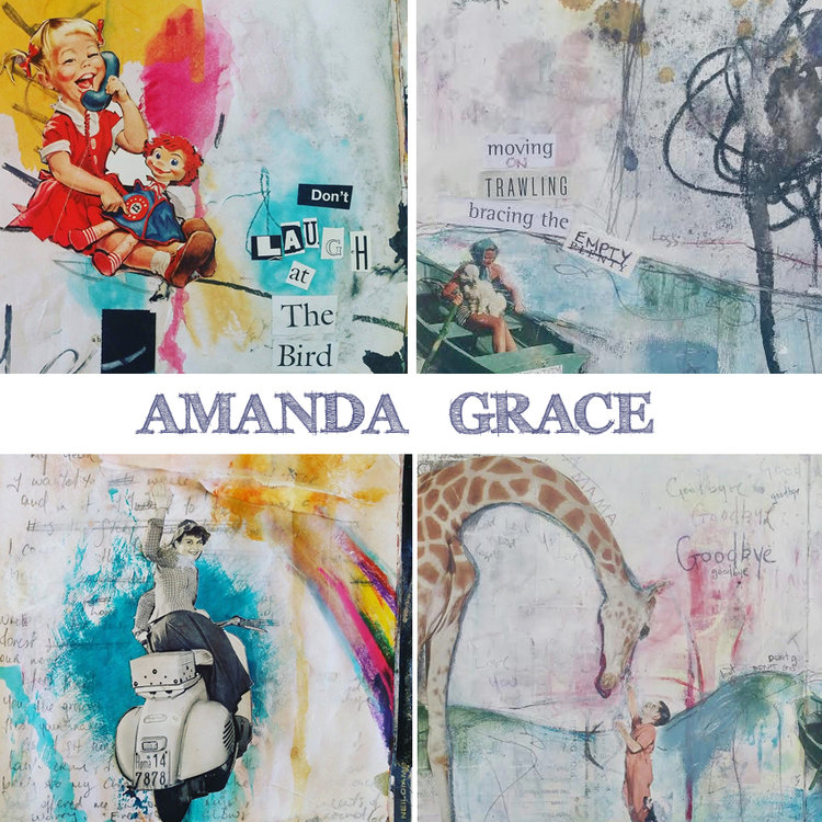 Art is Magic presents the Creative Retreat- Amanda Grace