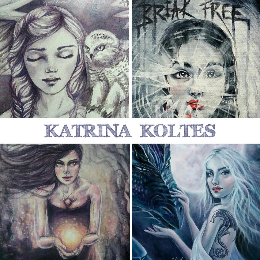 Art is Magic presents the Creative Retreat- Katrina Koltes