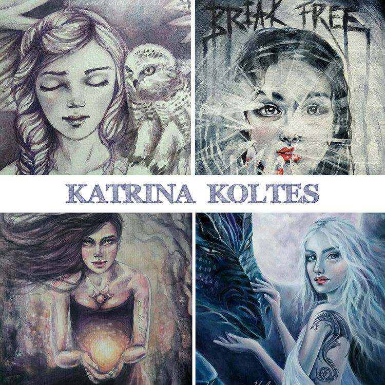 Art is Magic presents the Creative Retreat- Katrina Koltes