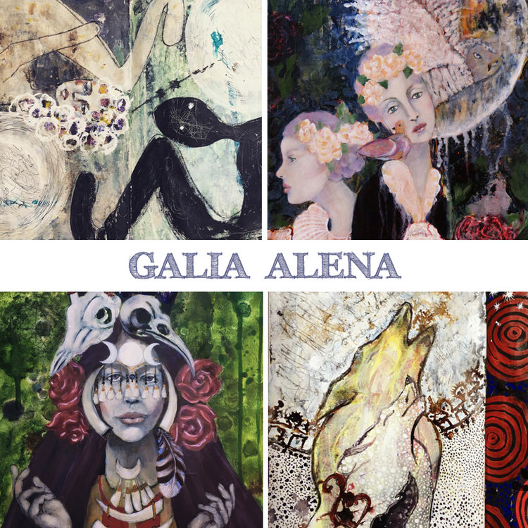 Art is Magic presents the Creative Retreat- Galia Alena