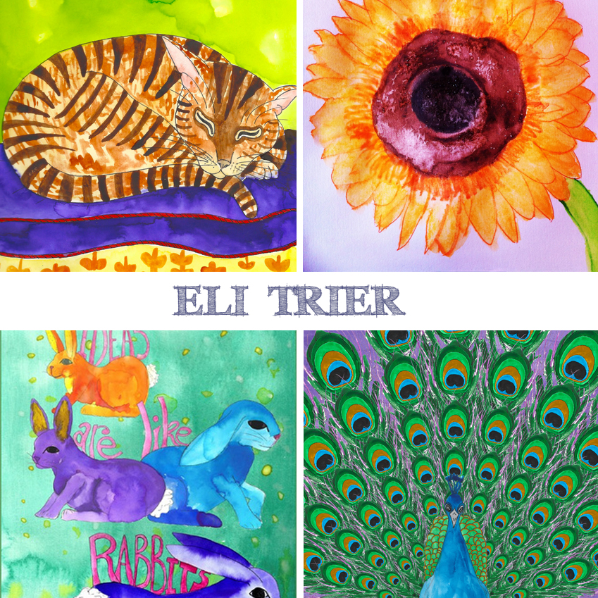Art is Magic presents the Creative Retreat- Eli Trier
