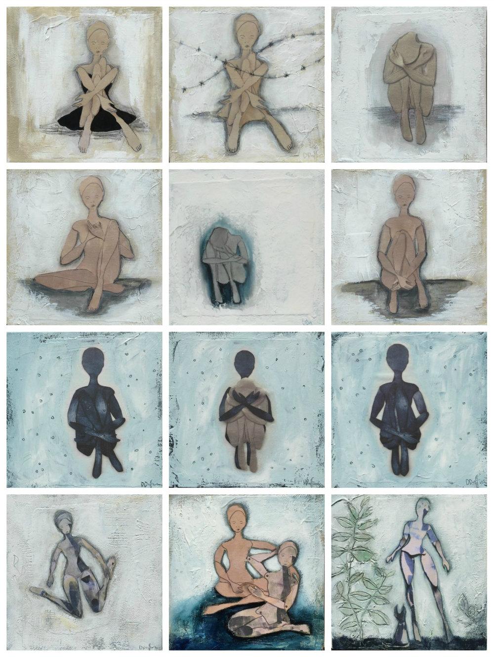Art is Magic presents the Creative Retreat- Denise Daffara