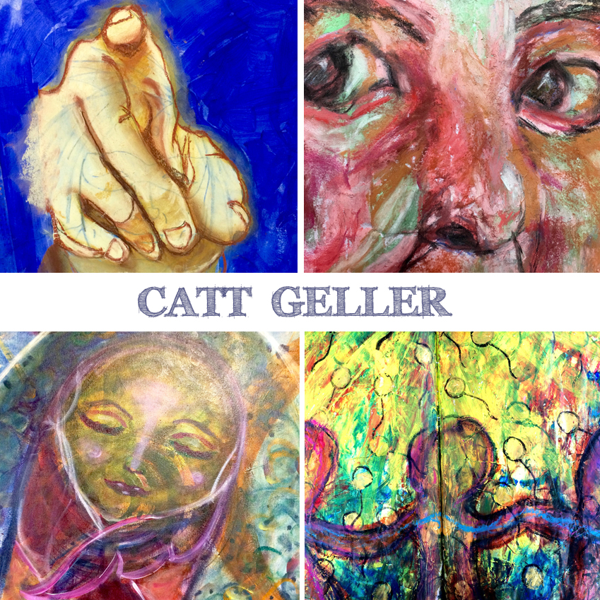 Art is Magic presents the Creative Retreat- Catt Geller