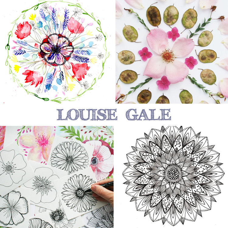 Art is Magic presents the Creative Retreat- Louise Gale
