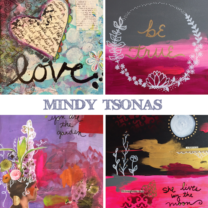 Art is Magic presents the Creative Retreat- Mindy Tsonas