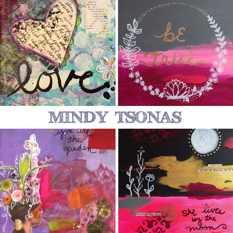 Art is Magic presents the Creative Retreat- Mindy Tsonas