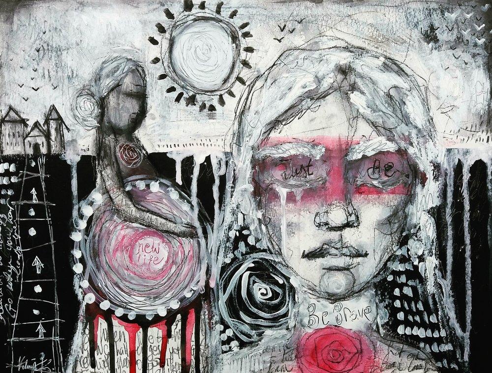 Creative Retreat- Katrina Koltes