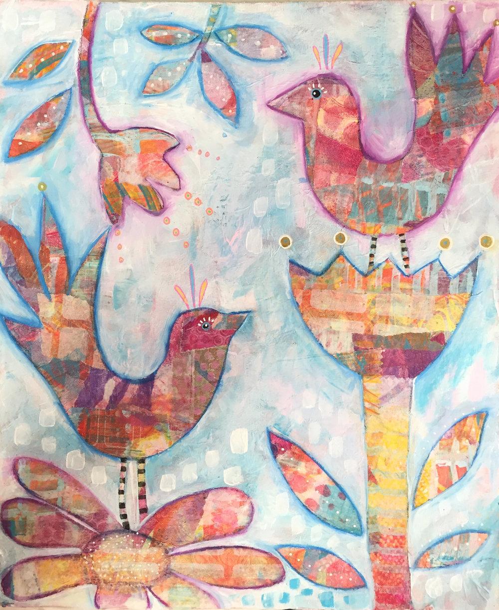 Art is Magic presents the Creative Retreat- Lucy Brydon