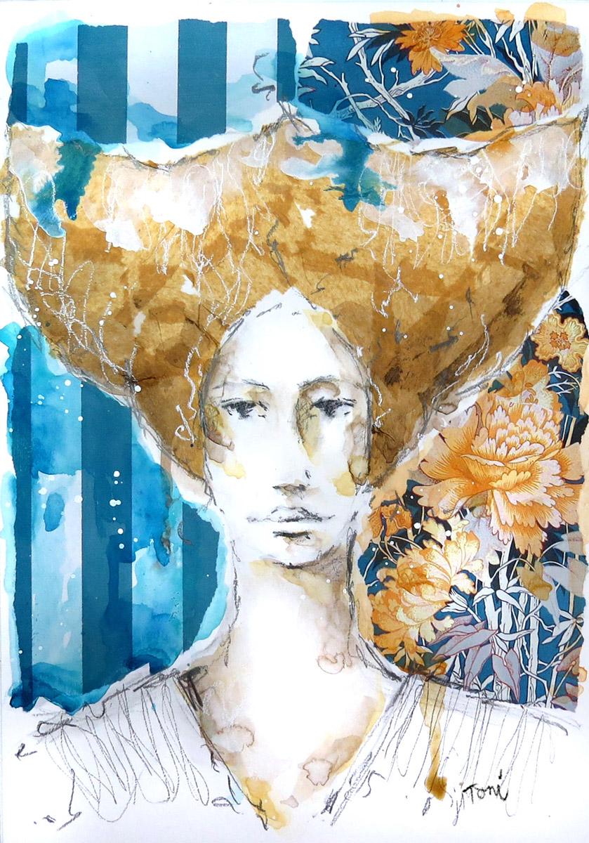 Art is Magic's Creative Retreat with Toni Burt