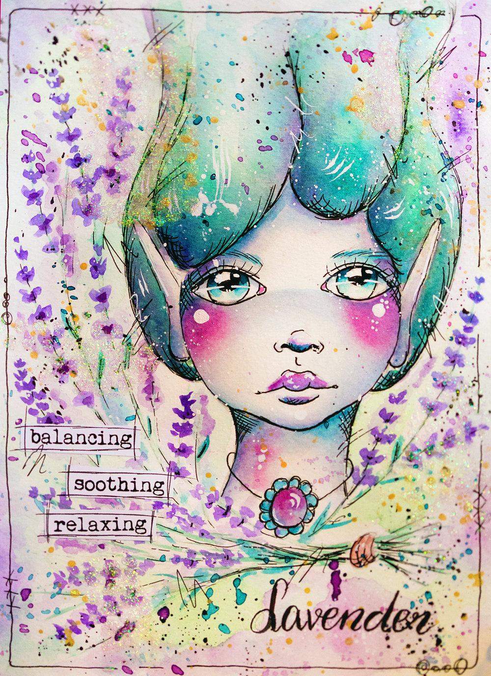 Art is Magic presents the Creative Retreat- Andrea Gomoll