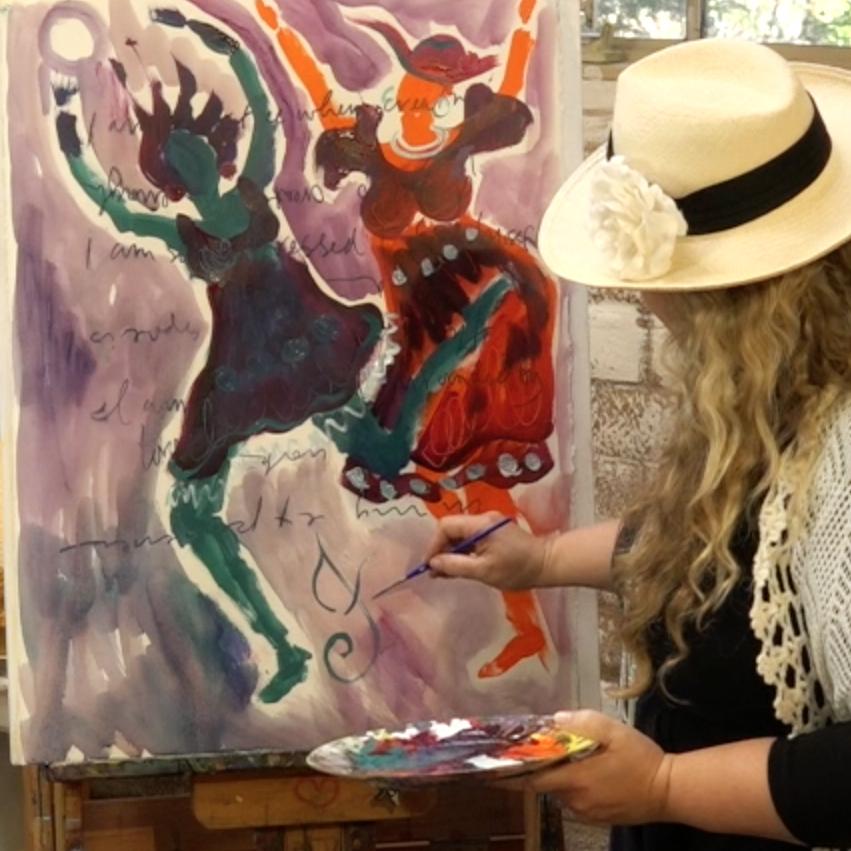 Shiloh Sophia for the Creative Retreat